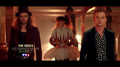 Les 16 Talents qualifiés pour les Directs sur « This is Me » (The Greatest Showman)