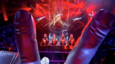 The Voice : will.i.am, Lara Fabian, Zaz,  Christophe Maé et Patrick Bruel sur le plateau du prime !