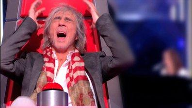 The Voice: Louis Bertignac a des talents cachés...