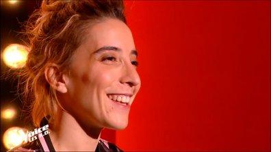 The Voice 2020 - Gustine se lance un défi de taille pour les K.O. !