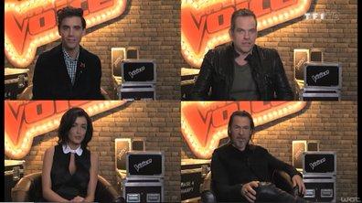 """The Voice 3 : les coachs parlent d'une saison """"exceptionnelle"""""""