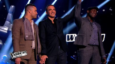 "The Voice 3 : Wesley prend le dessus sur Edu Del Prado sur ""Soulman"""