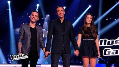 The Voice 3 : Garou en larmes pour la battle Maximilien vs Noémie Garcia (VIDEO)