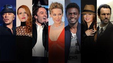 The Voice 3 : Kylie Minogue, Pascal Obispo... en support des coachs !