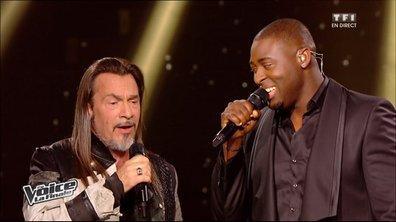 Wesley & Florent Pagny - Et maintenant (Gilbert Bécaud) (saison 03)