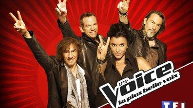 The Voice : la plus belle voix sur TF1 dès le 25 février !
