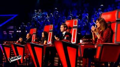 The Voice 4 - BILAN : Les équipes actualisées après les premières battles