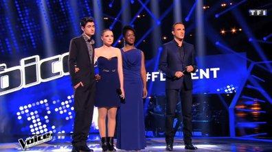The Voice 4 : L'Epreuve Ultime entre David, Azania et Anne dévoilée en avant-première sur MYTF1 !