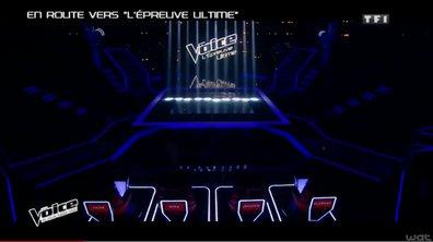 The Voice 4 - EN IMAGES : Le résumé de l'Epreuve Ultime du 21 mars 2015