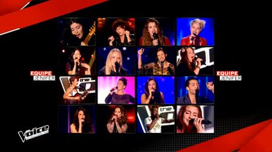 The Voice 4 - Team Jenifer : Toutes les auditions des talents de son équipe en vidéos