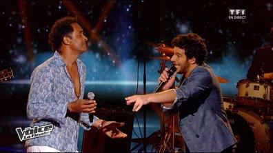 Amir Haddad & Yannick Noah - La Voix des sages (Yannick Noah) (saison 03)