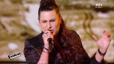 Anahy interprète en direct « Nothing Compares 2 U » (Sinead O'Connor) (Saison 05)