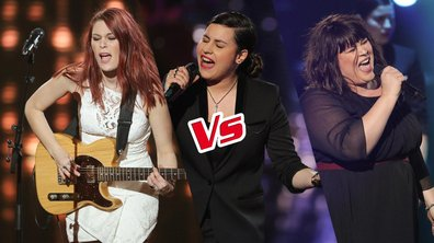 Anahy VS Jessie Lee VS Ana Ka, qui de ces 3 grandes voix surprendra Garou ? (Saison 05)