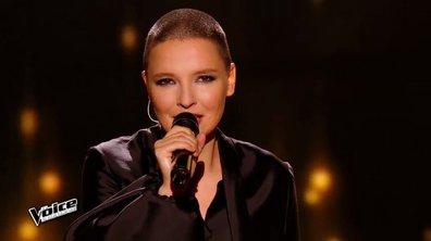 Anne Sila interprète son titre  « Le monde tourne sans toi » sur The Voice. (Saison 05)