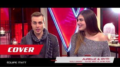 "Cover - Aurelle et Ry'm : ""Gold Digger"" - Kanye West et Jamie Foxx"