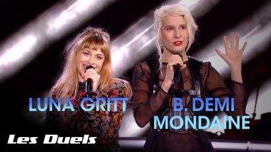 B. Demi-Mondaine vs Luna Gritt   Sweet dreams   Eurythmics
