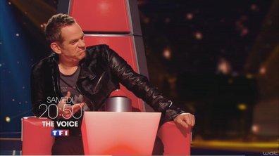 The Voice 3 : coach Garou vise le doublé !
