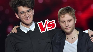 BATTLE : Gjon's Tears VS Clem Chouteau – Don't Let The Sun Go Down on Me (Elton John & George Michael)