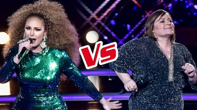 BATTLE : Léona Winter VS Virginie Vetrano - « No More Tears  » (Barbra Streisand & Donna Summer) en intégralité
