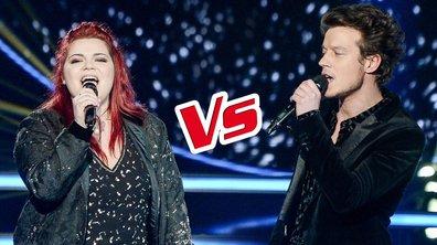 BATTLE : Sherley VS Sidoine – Qu'est-ce que t'es belle (Marc Lavoine et Catherine Ringer)