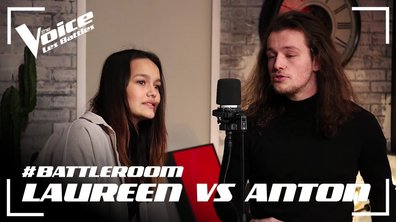 #BATTLEROOM –  Anton VS Laureen « Paris-Seychelles » (Julien Doré)