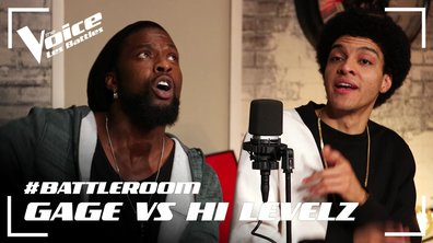 #BATTLEROOM –  Gage VS Hi Levelz « All The Stars» (Kendrick Lamar, SZA)