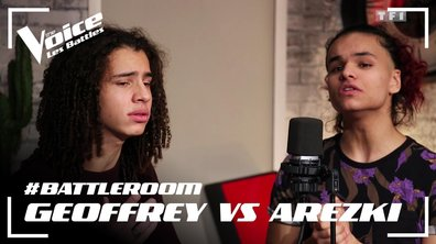 #BATTLEROOM –  Geoffrey VS Arezki « Love Yourself » (Justin Bieber)