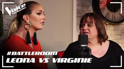 #BATTLEROOM – Léona Winter VS Virginie Vetrano – « A ma place » (Zazie et Axel Bauer)