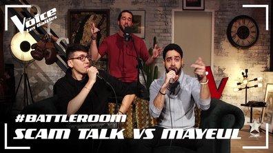 #BATTLEROOM – Mayeul VS Scam Talk – « Martin Eden » (Nekfeu)