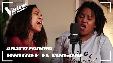 #BATTLEROOM –  Whitney VS Virginie « Back To Black » (Amy Winehouse)