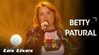 Betty Patural   Isn't she lovely   Stevie Wonder