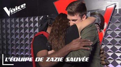 C'est rare et c'est beau : Tous les talents de l'équipe de Zazie sauvés