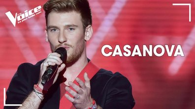 "Casanova - Je serai là"" (Slimane)"