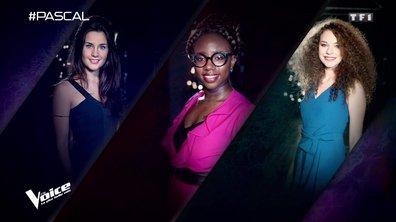 Le choix du coach : Kelly, Solia et Milena (Equipe Pascal Obispo)