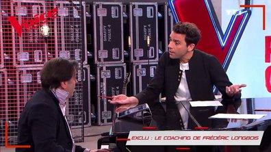 Coaching : préparez-vous au show Frédéric Longbois