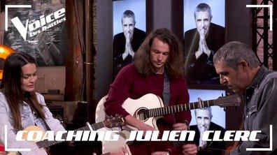 COACHING Julien Clerc - BATTLE Laureen VS Anton : vont-ils trouver leur tonalité sur du Vianney ?