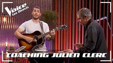 COACHING Julien Clerc : Pierre Danaë n'y coupe pas, il doit réussir à chanter en français !