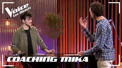 COACHING Mika : Gjon's Tears, un Terrien en plein stress