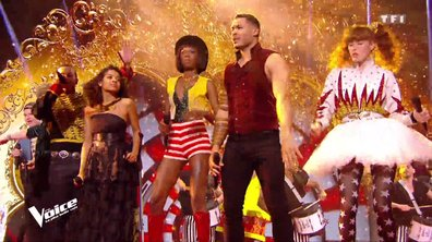 Direct - 16 Talents et Soprano, Julien Clerc, Jenifer et Mika « This Is Me » (The Greatest Showman)