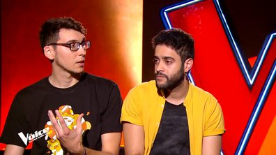 Le duo Scam Talk : beatbox, loopers, voix .. une belle complicité – portrait de Talents