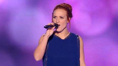 Emilie Duval interprète «  L'amour existe encore » de Céline Dion. (Saison 05)