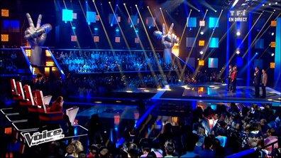 The Voice :  16 talents en live sur le prime du 21 avril