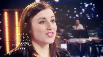 """The Voice 3 : La Canadienne Caroline Savoie va chanter """"Vancouver"""" de Véronique Sanson !"""