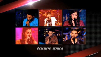 The Voice 3 : Coach Mika, ses talents, son équipe, son oeuvre...