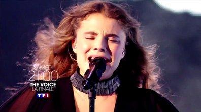 Finale : retrouvez Maëlle, la plus jeune des finalistes
