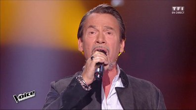 Florent Pagny interpréte en direct son titre « Encore » (Saison 05)