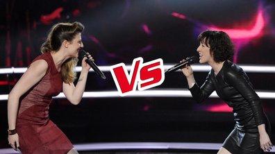 Isa Koper VS Alcidia duel puissant sur « L'Envie » (Johnny Hallyday). (Saison 05)