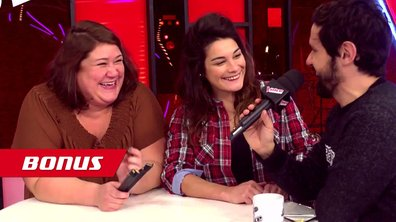 Julia Paul & Audrey chantent… en yaourt !?