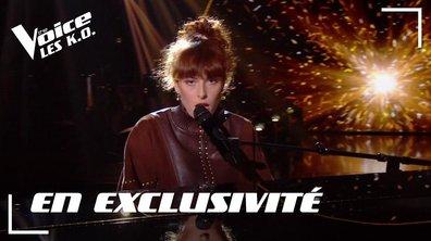 K.O.- Lady Gaga reprise par Poupie - le coup de cœur de Jenifer sur le gril de l'épreuve