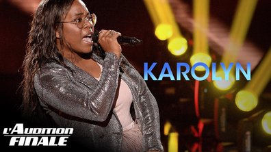 "Karolyn - ""Afro trap part 7 (La puissance)"" (MHD)"